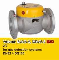 Mag-3 type Valves