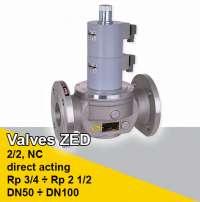 ZED valves