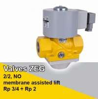 Solenoid valve zeg